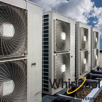 limpiar filtros de aire acondicionado Whirlpool Barna