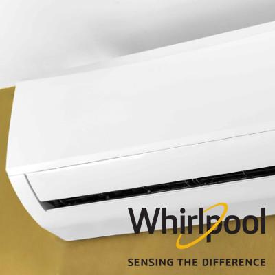 carga de gas aire acondicionado Whirlpool en Sevilla